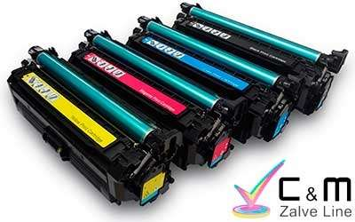 XE6100A Toner Compatible Xerox Phaser 6100